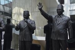 Patung Presiden KH Abdurahman Wahid